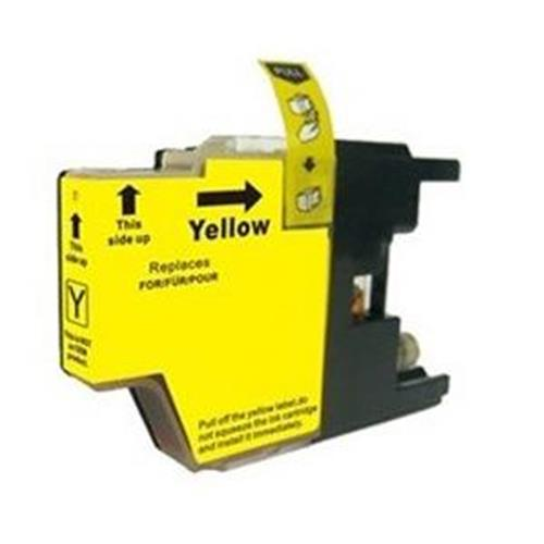 Cartuccia Compatibile LC1240Y Giallo 10ml