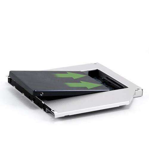 "Adattatore Caddy x HDD/SSD 2.5""(Slim 9,5mm)"